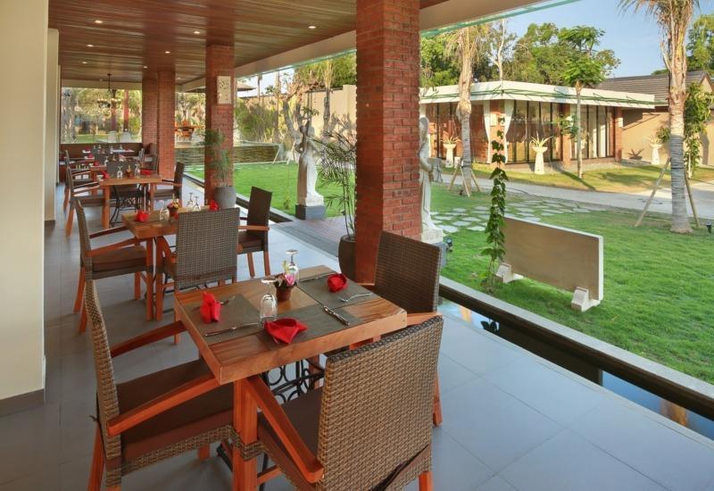 Lumbini Luxury Villas and Spa Bali - Restoran