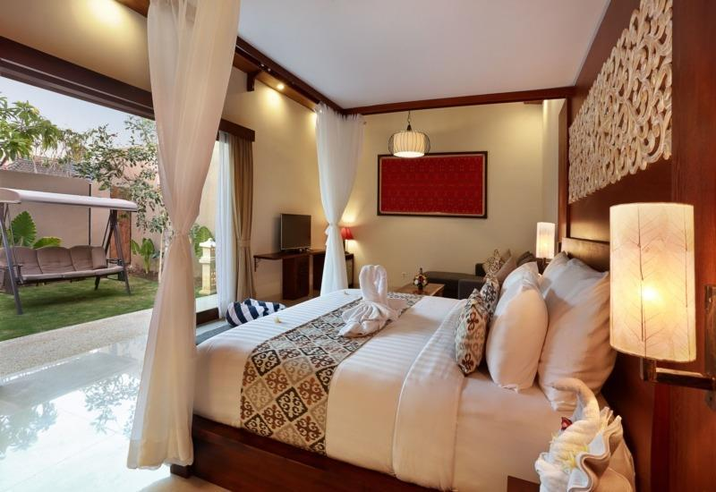 Lumbini Luxury Villas and Spa Bali - 3 Bedroom Suite Pool Villa Flash Sale
