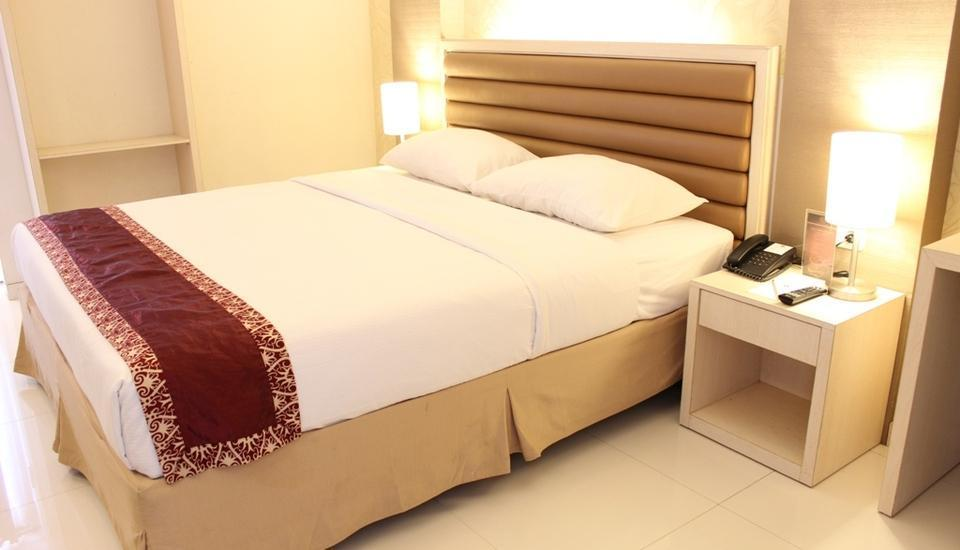 Hotel Grand Fatma Tenggarong - Deluxe Room - Double Bed Great Sale