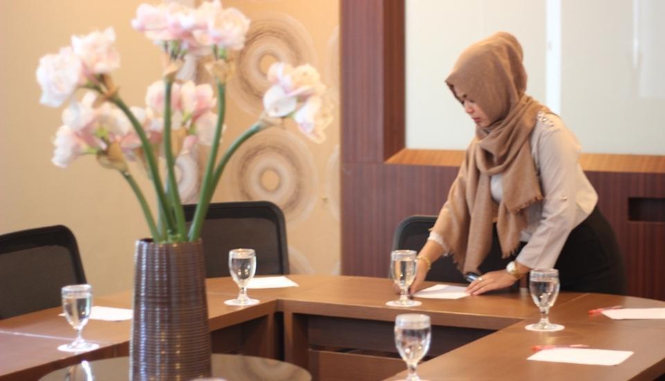 Hotel Grand Fatma Tenggarong - Ruang Rapat