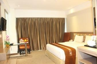 Grand Clarion Kendari - Type Kamar Superior double bed