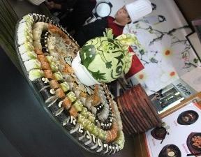Grand Clarion Kendari - restaurant Special Makanan asia termaksud jepang