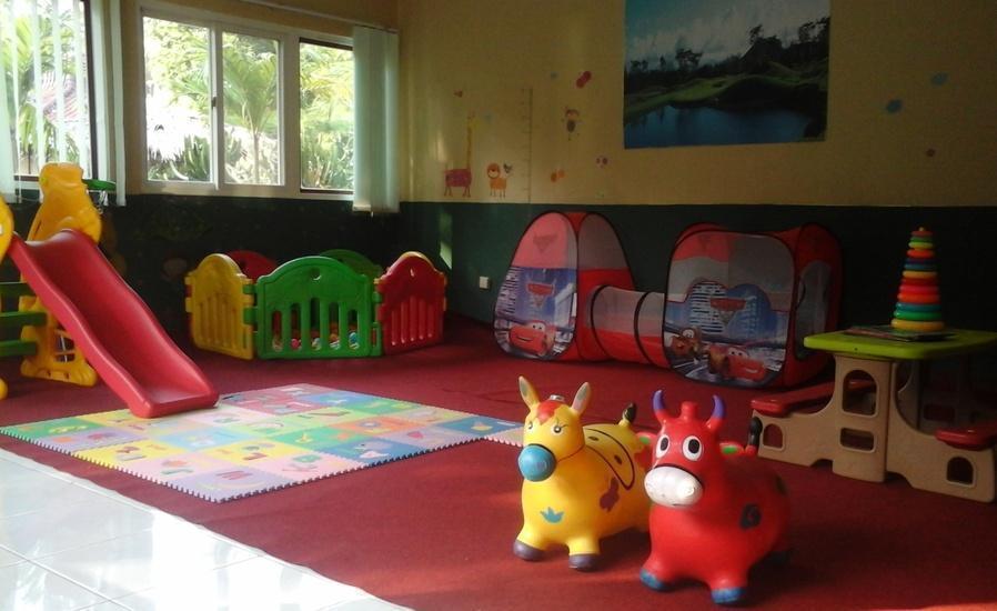 Allisa Resort Anyer - Play Kids