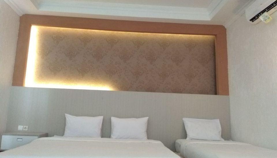Allisa Resort Anyer - Suite Deluxe Room