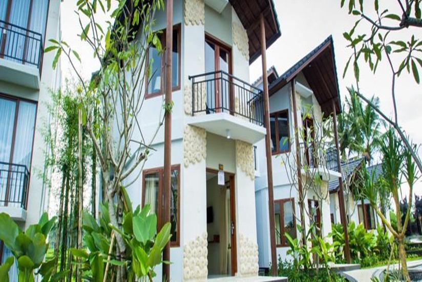 Bakung Ubud Resort and Villa Bali - Tampilan Luar Hotel