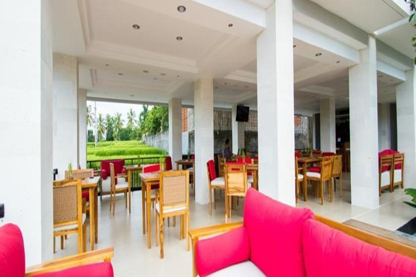 Bakung Ubud Resort and Villa Bali - Restoran