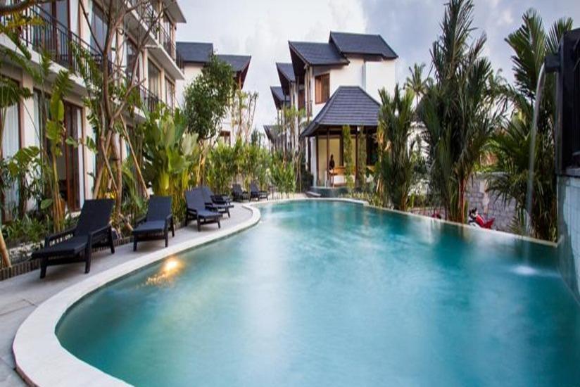 Bakung Ubud Resort and Villa Bali - Kolam Renang