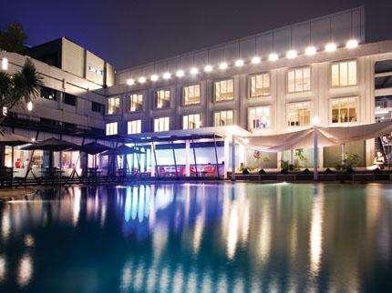 Hotel Grand Kemang - Kolam Renang