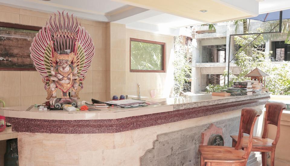 RedDoorz @Sukma Kesuma Ubud Bali - Resepsionis