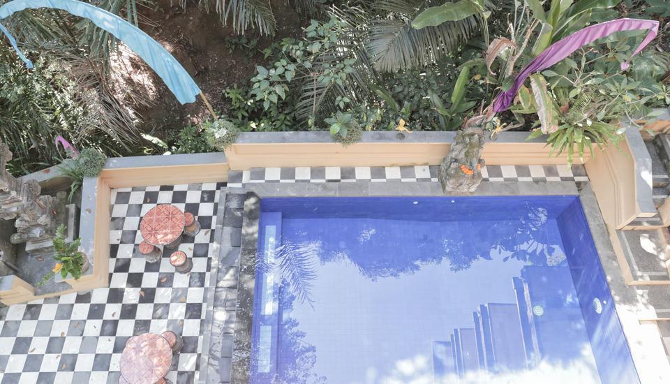 RedDoorz @Sukma Kesuma Ubud Bali - Kolam Renang
