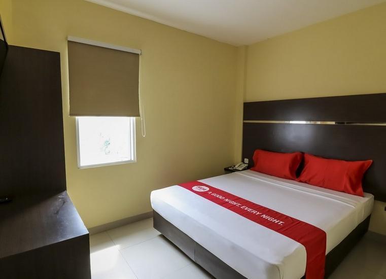 NIDA Rooms Makassar Town Square - Kamar tamu