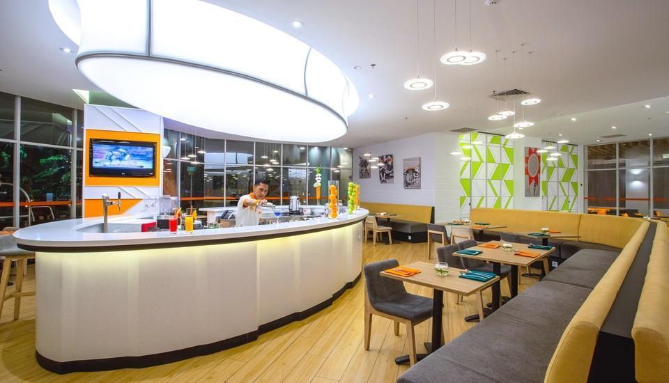 Hotel HARRIS Kelapa Gading - HARRIS Lounge
