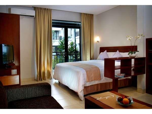 Grand Kuta Hotel Bali - Grand Studio Room 1 Bedroom ( For 2 Persons ) Hanya Kamar Regular Plan