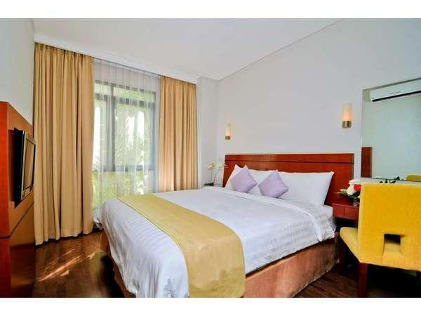 Grand Kuta Hotel Bali - Executive Premiere  Room 3 Bedrooms ( For 4 Persons ) Promo 35%