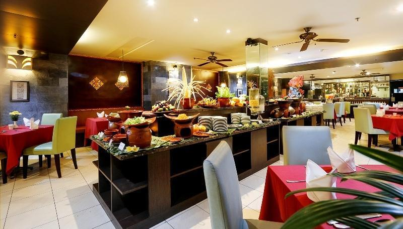 Grand Kuta Hotel Bali - Magnolia Restaurant