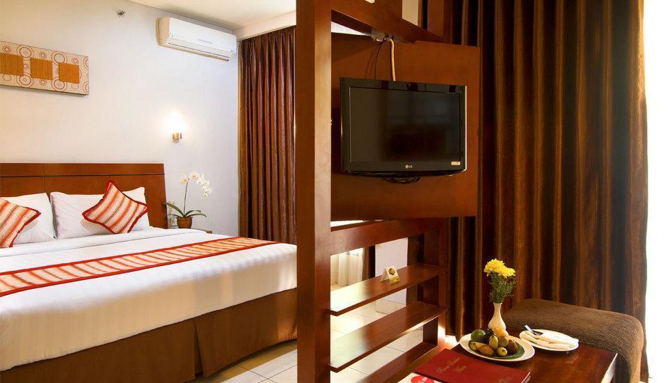 Grand Kuta Hotel Bali - Kamar