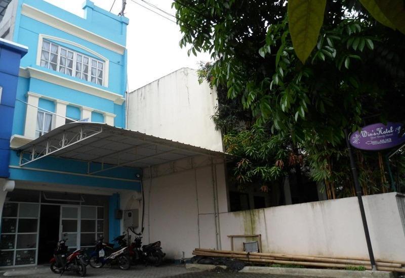 Hotel Wins Bogor - Eksterior