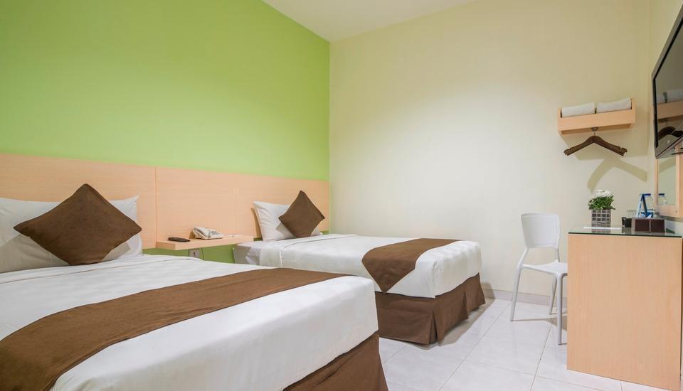 Hotel 88 Mangga Besar Jakarta - Superior Twin Room