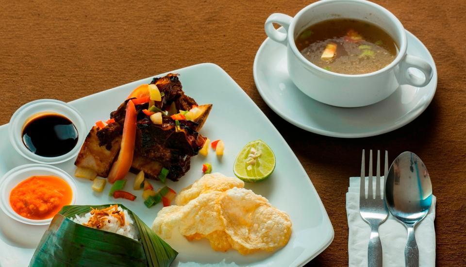 Hotel 88 Mangga Besar Jakarta - Iga Bakar 88