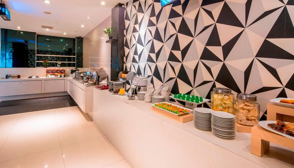 Hotel 88 Mangga Besar Jakarta - Buffet