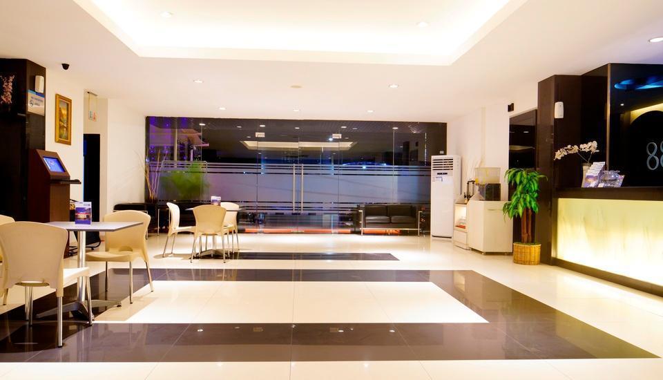 Hotel 88 Mangga Besar Jakarta - Lobby