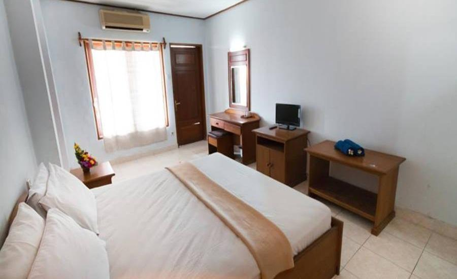 Mahajaya Hotel Bali - Deluxe Room Regular Plan