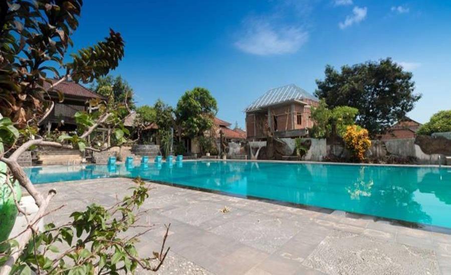 Mahajaya Hotel Bali - Kolam Renang