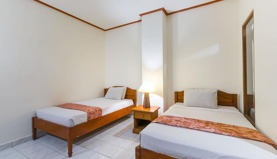 Mahajaya Hotel Bali - Economy Room - With Breakfast Basic Deal Promo