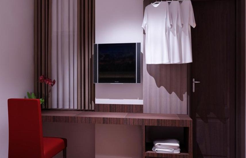 Neotel Hotel City Center Berau - Kamar tamu