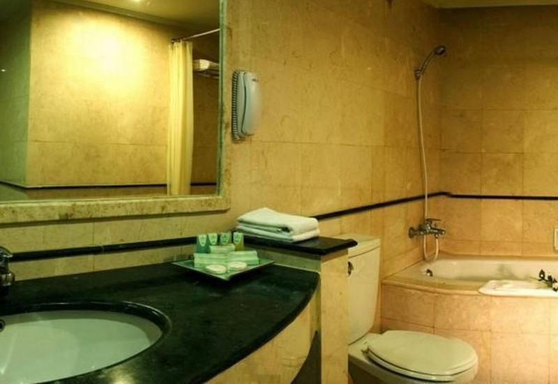 Oasis Amir Hotel Jakarta - Bathroom