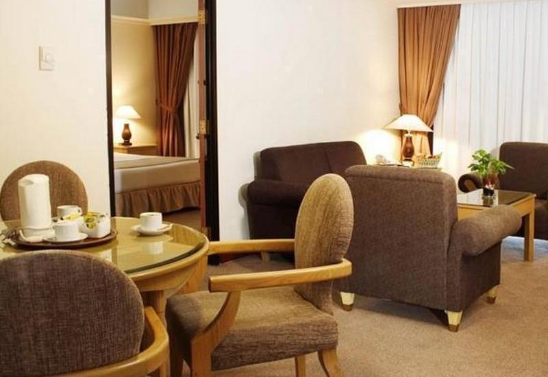 Oasis Amir Hotel Jakarta - Lounge