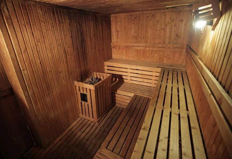 Oasis Amir Hotel Jakarta - Sauna Room