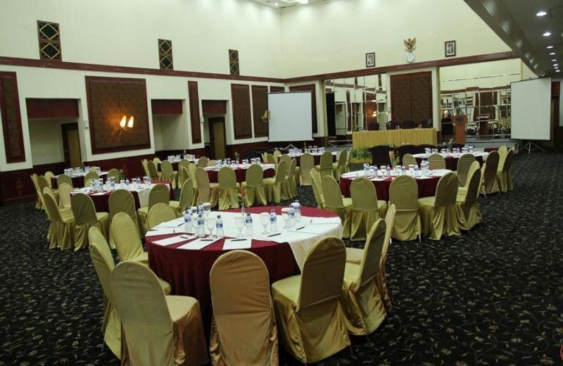 Oasis Amir Hotel Jakarta - Ballroom