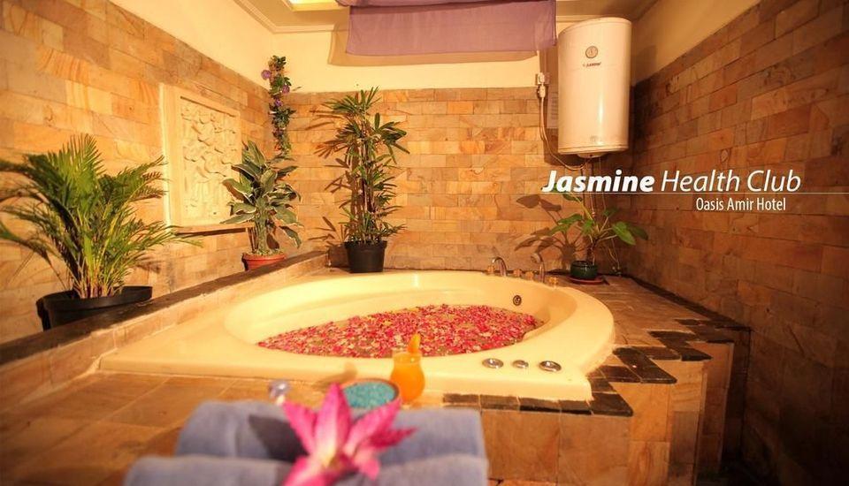 Oasis Amir Hotel Jakarta - HEALTY CLUB