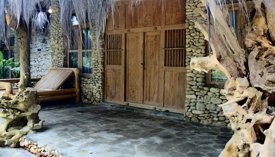 Rajaklana Resort Villa And Spa Jogja - Royal Stone House All inclusions Transportation or Dinner Inclusions