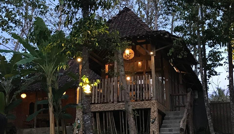 Rajaklana Resort Villa And Spa Jogja - OLD JAVANESSE WOODEN HOUSE
