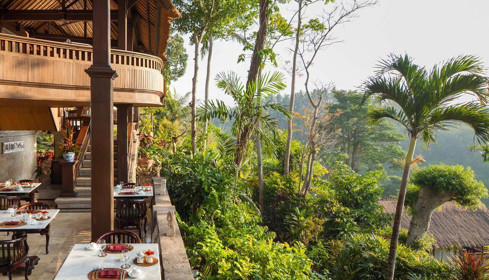Pita Maha Resort Bali - Restaurant