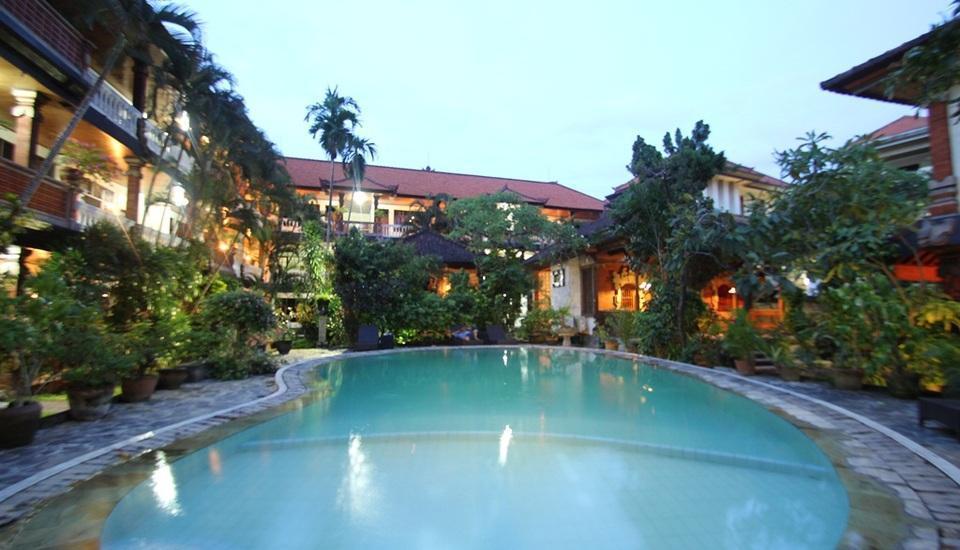 Simpang Inn Bali - Kolam Renang