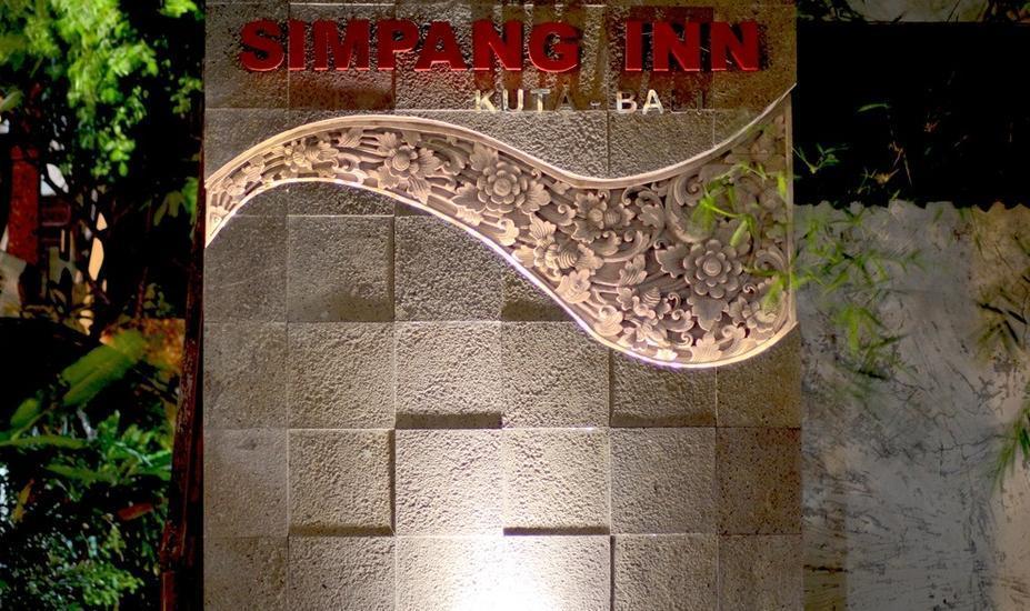 Simpang Inn Bali - Papan tanda