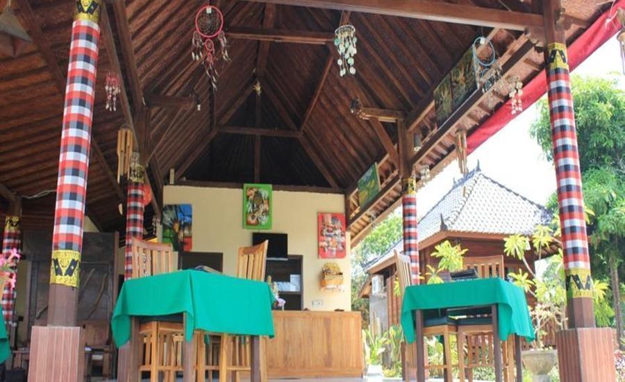 Dmas Huts Lembongan Bali - Restoran