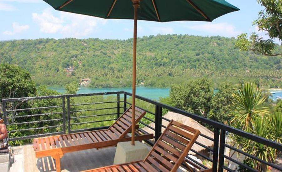 Dmas Huts Lembongan Bali - Kolam Renang