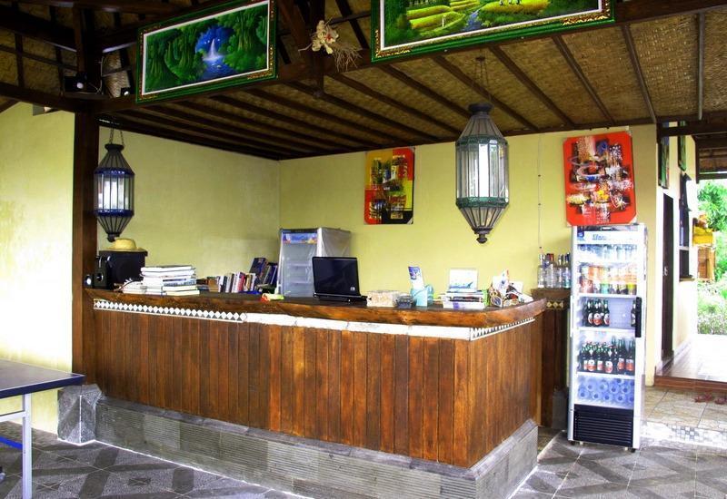 Dmas Huts Lembongan Bali - Lobi utama