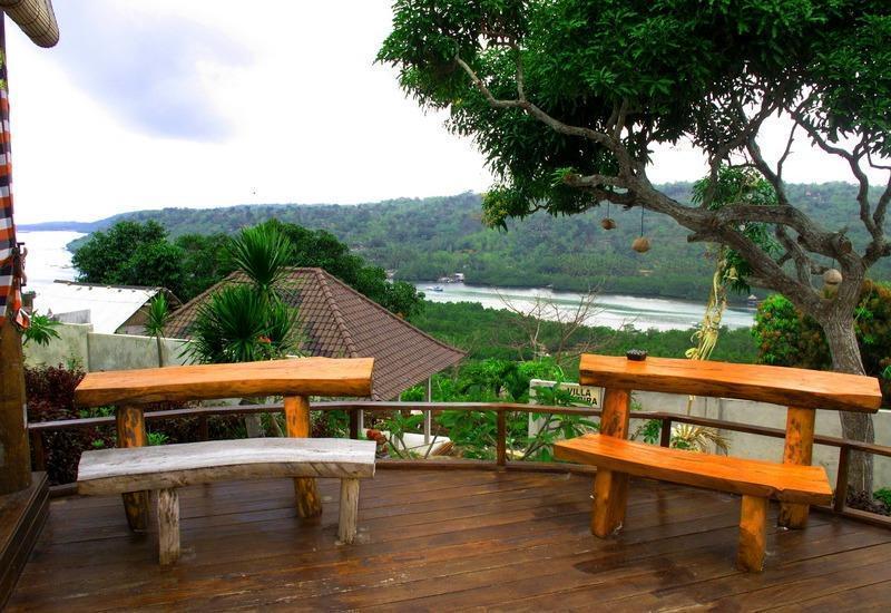 Dmas Huts Lembongan Bali - Pemandangan
