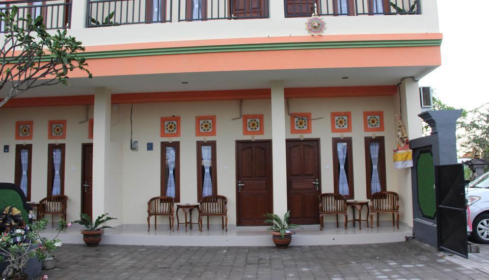 Beji Ayu Homestay Bali - Teras