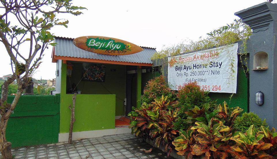 Beji Ayu Homestay Bali - Eksterior