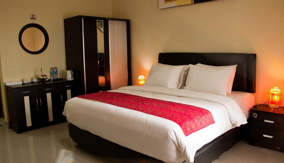 Beji Ayu Homestay Bali - Deluxe Room [Room Only] Basic Deal Promo 52%