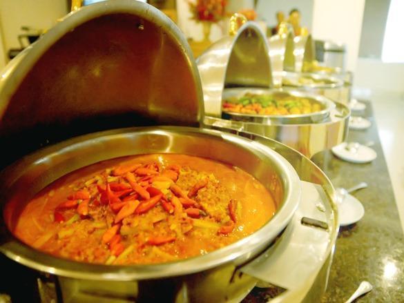 Ranez Inn Tegal - Menu sarapan/Makan Pagi