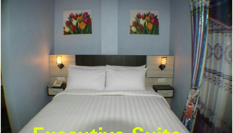 King Suite Hotel Bengkulu - Executive Suite Room Regular Plan