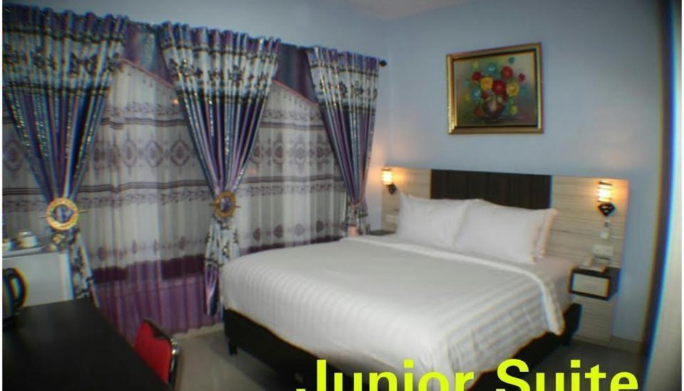 King Suite Hotel Bengkulu - Interior