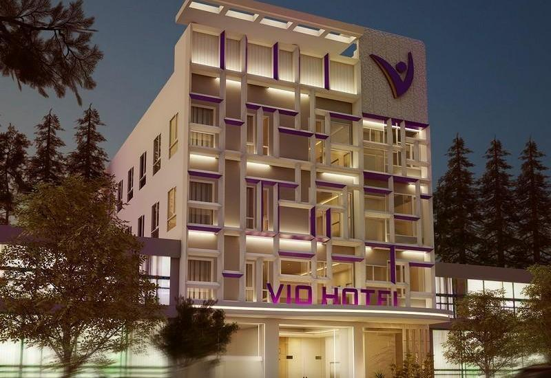 Vio Westhoff Bandung - Hotel Building